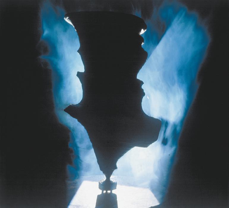 Marco Bagnoli, Il vortice dei volti, 1989