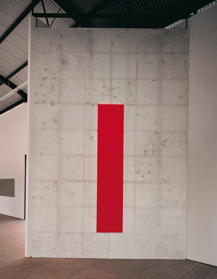 Marco Bagnoli, Dove porta (Le porte regali), 1992