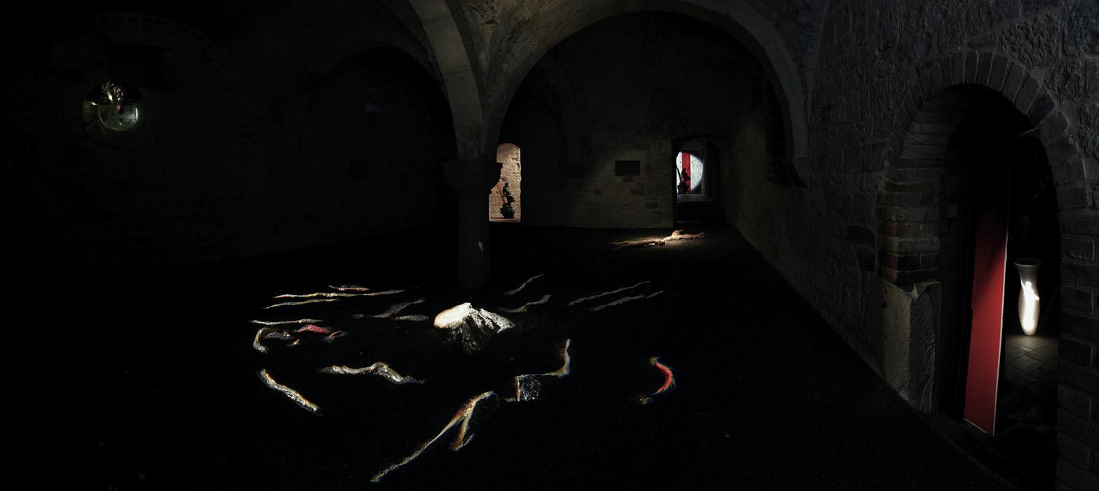 Marco Bagnoli, Mistica della forma, 2009